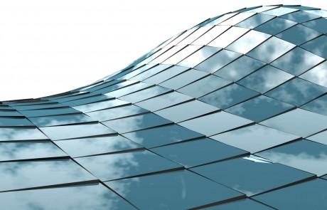 3D Visualisierung Dachkonstrukt