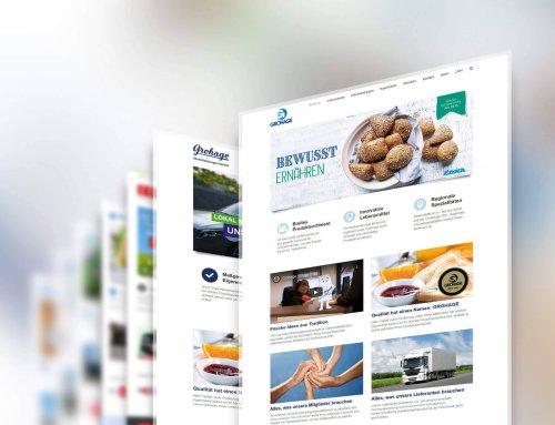 WordPress MultiSite für Grohage