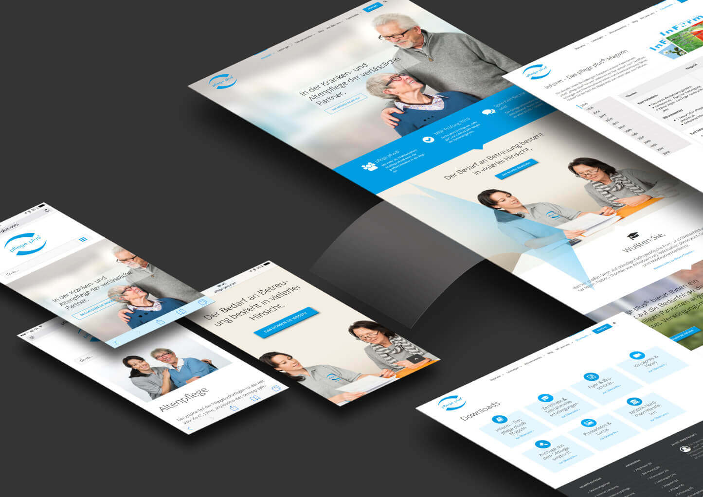 Website pflege plus GmbH