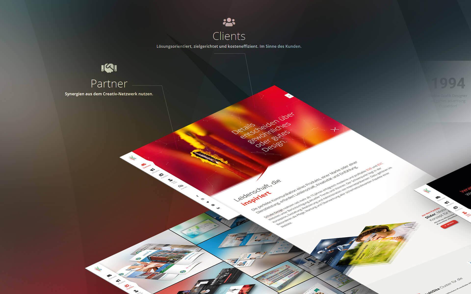 Neue Homepage 2020 | Schulte-Design